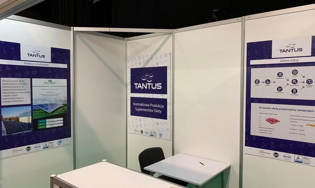 Tantus na WorldFood Poland 2019